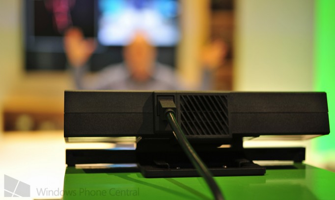 Kinect for Xbox One Cover