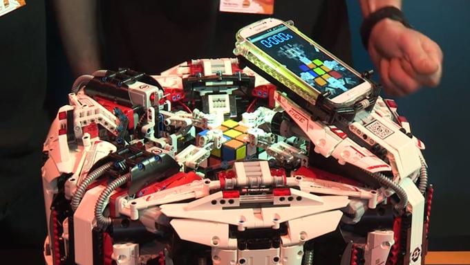 Rubik-Lego-Record-Cover