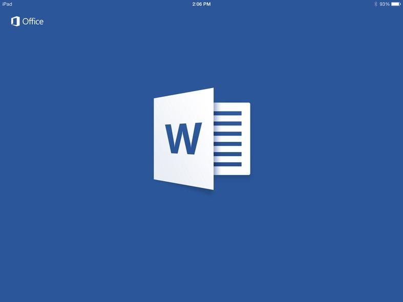 Word_for_iPad_Start
