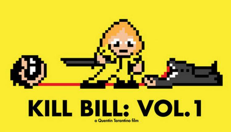Kill Bill movies peliculas 8 bit