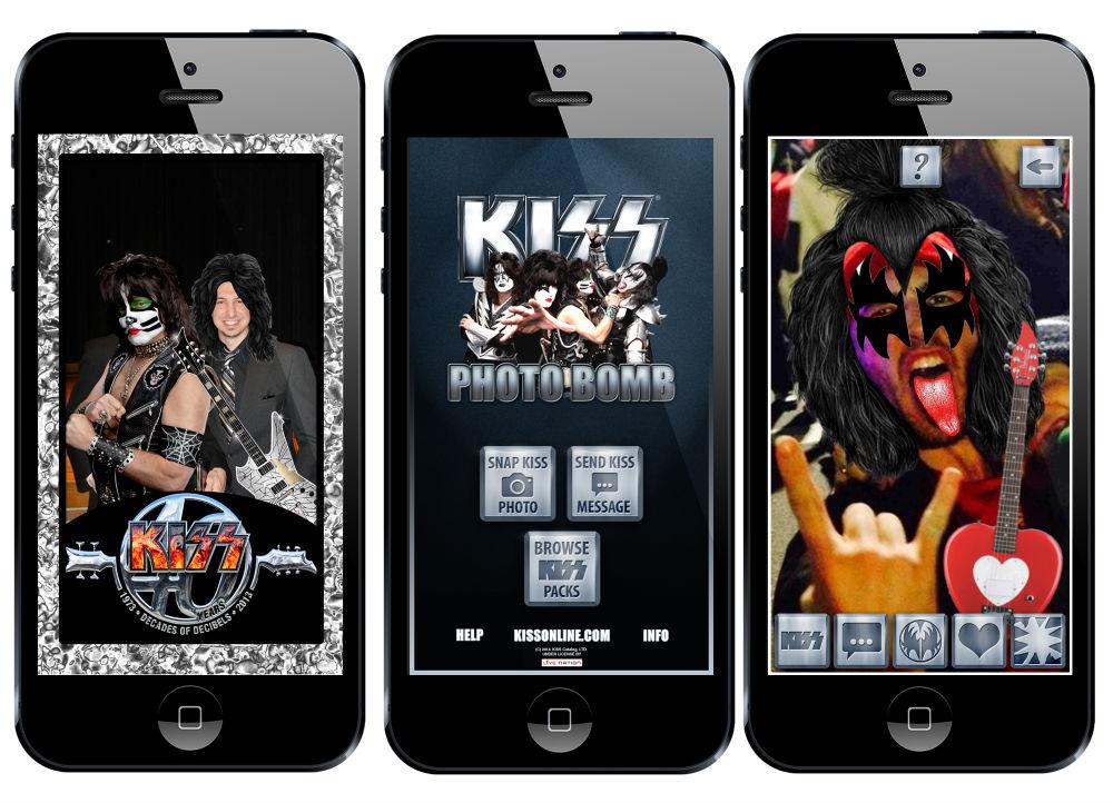 Kiss Photo Bomb App (2)