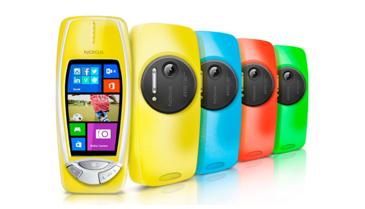Nokie-3310-PureView