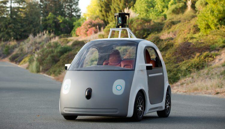 Google Car carro auto (1)