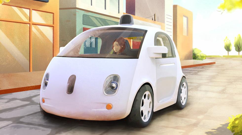 Google Car carro auto (2)