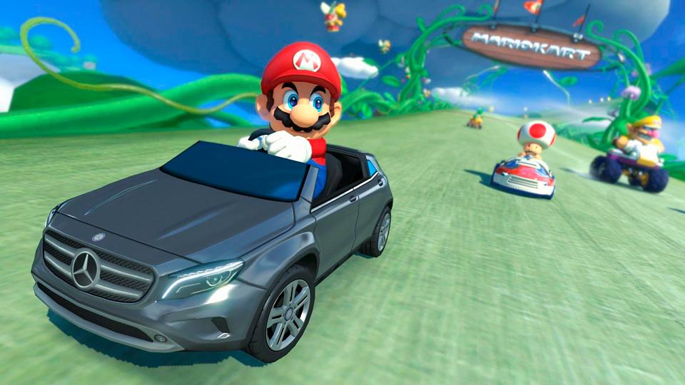 Mario-Mercedes-Benz