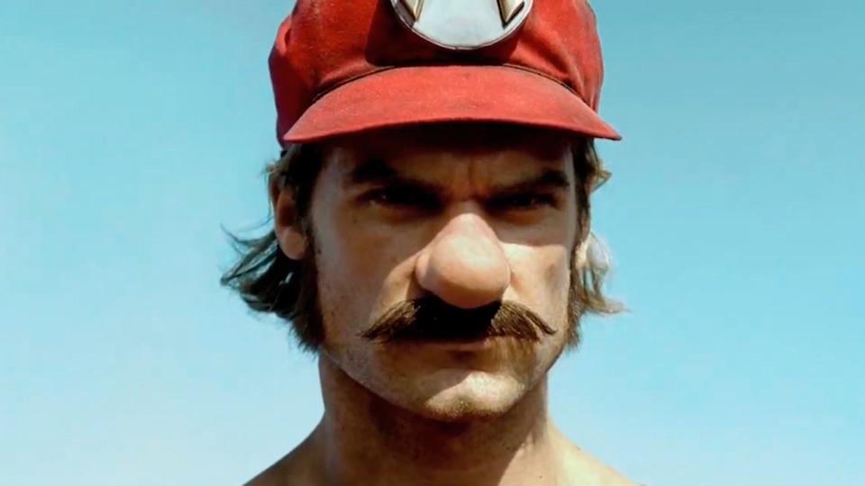 Mario-Real-World