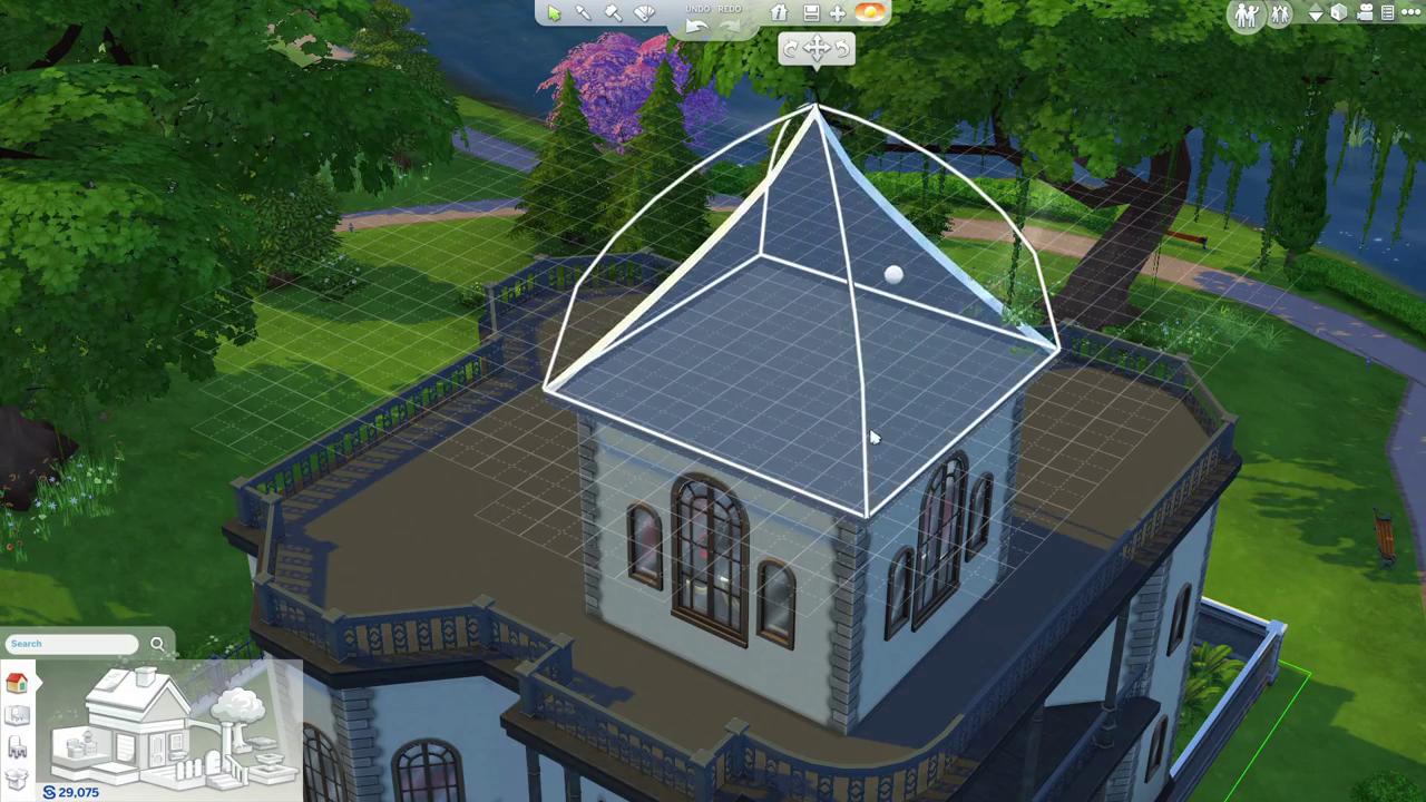Sims 4 Curvaturas