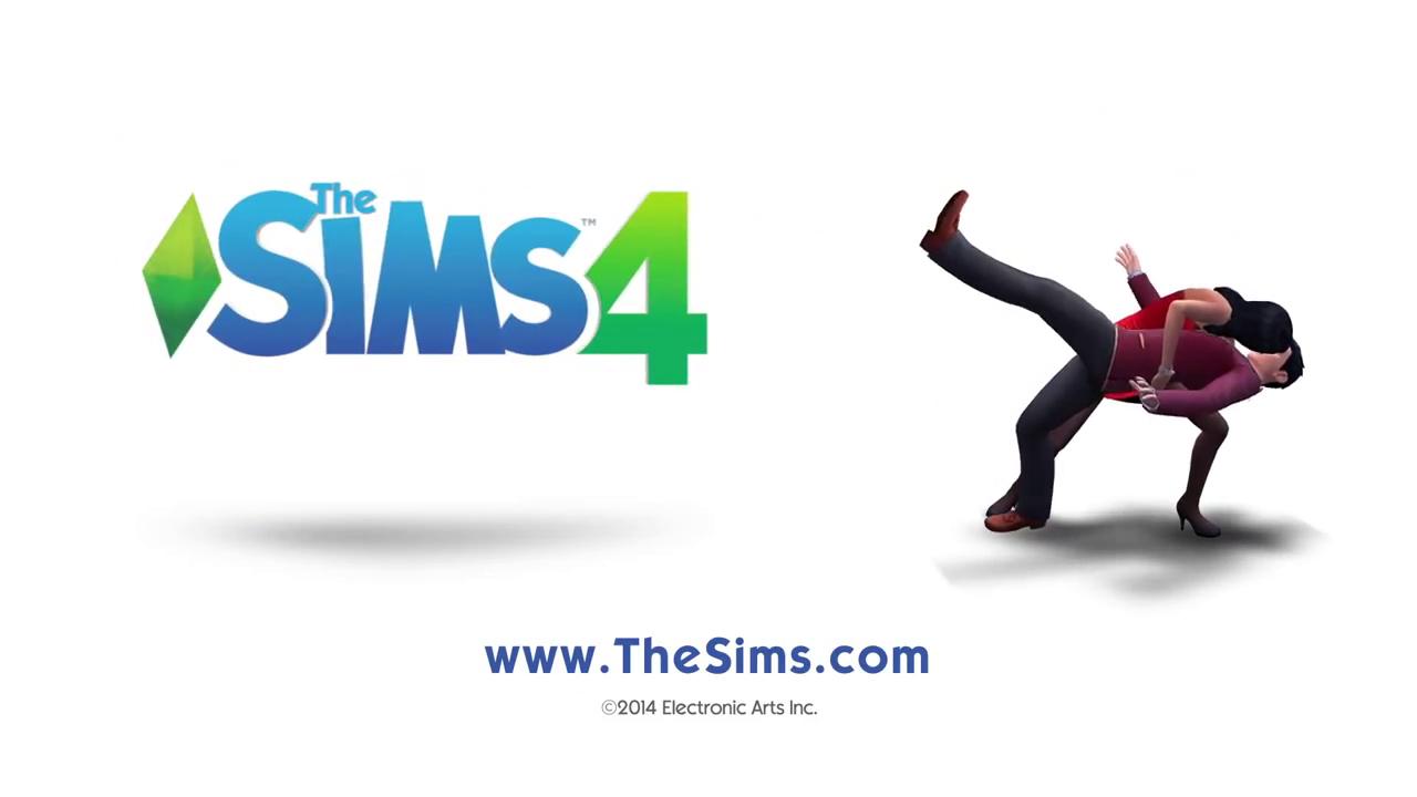 Sims 4 Logo 3