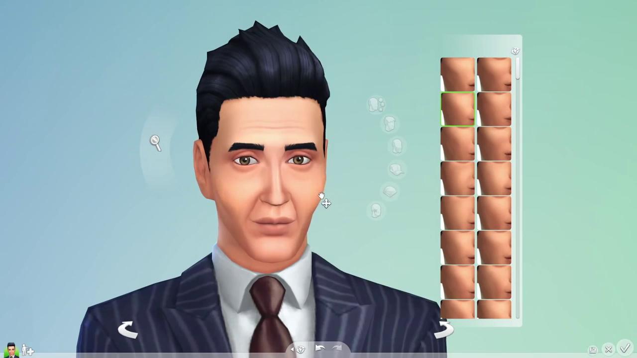 Sims 4 Personaje 1