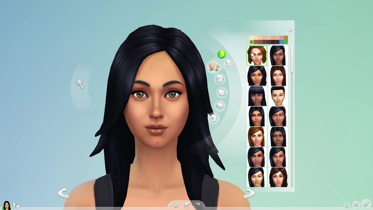 Sims 4 Personaje 2