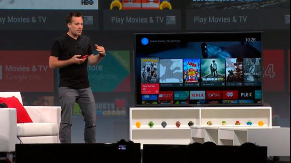 Android-TV-Presentation
