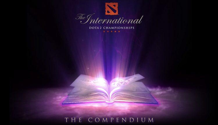 DOTA 2 The compendium (1)