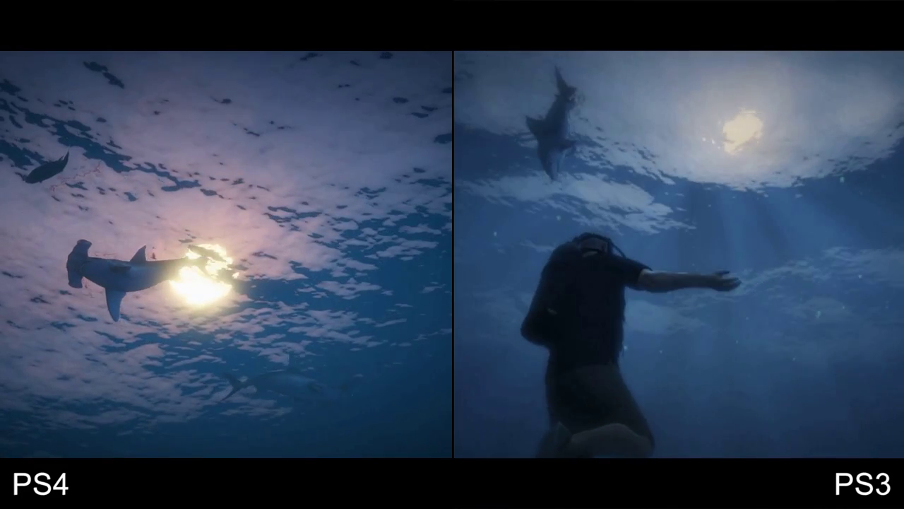 GTA 5 PS4 vs PS3 3