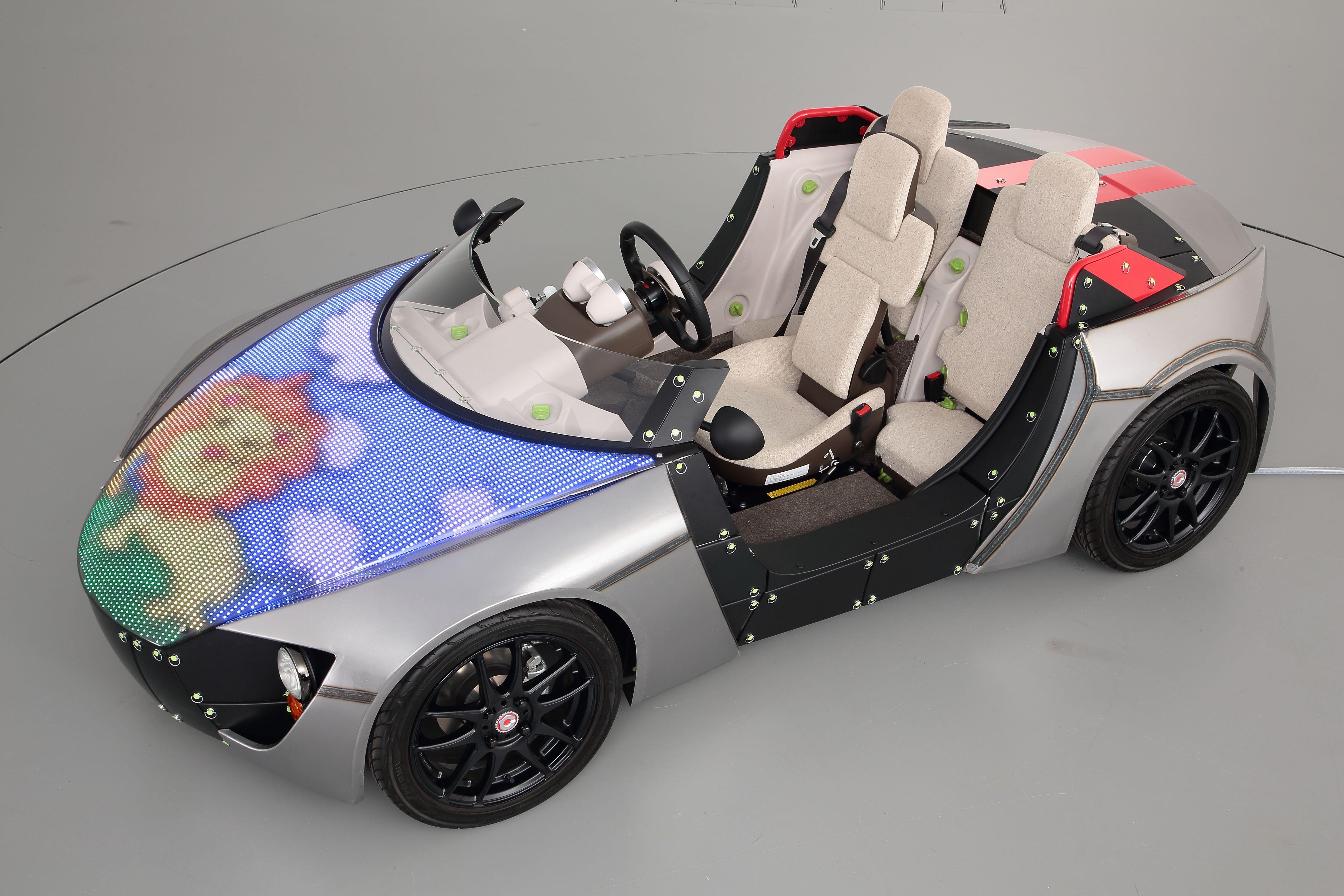 Toyota Camatte Design 2