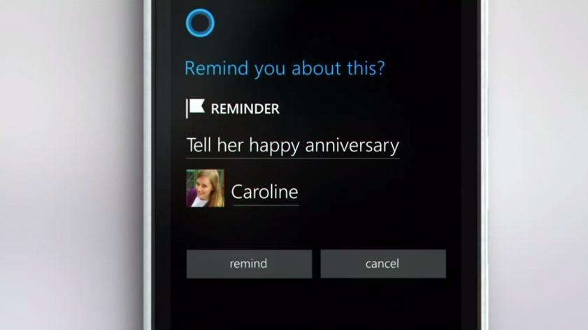 Cortana-Reminder-Call