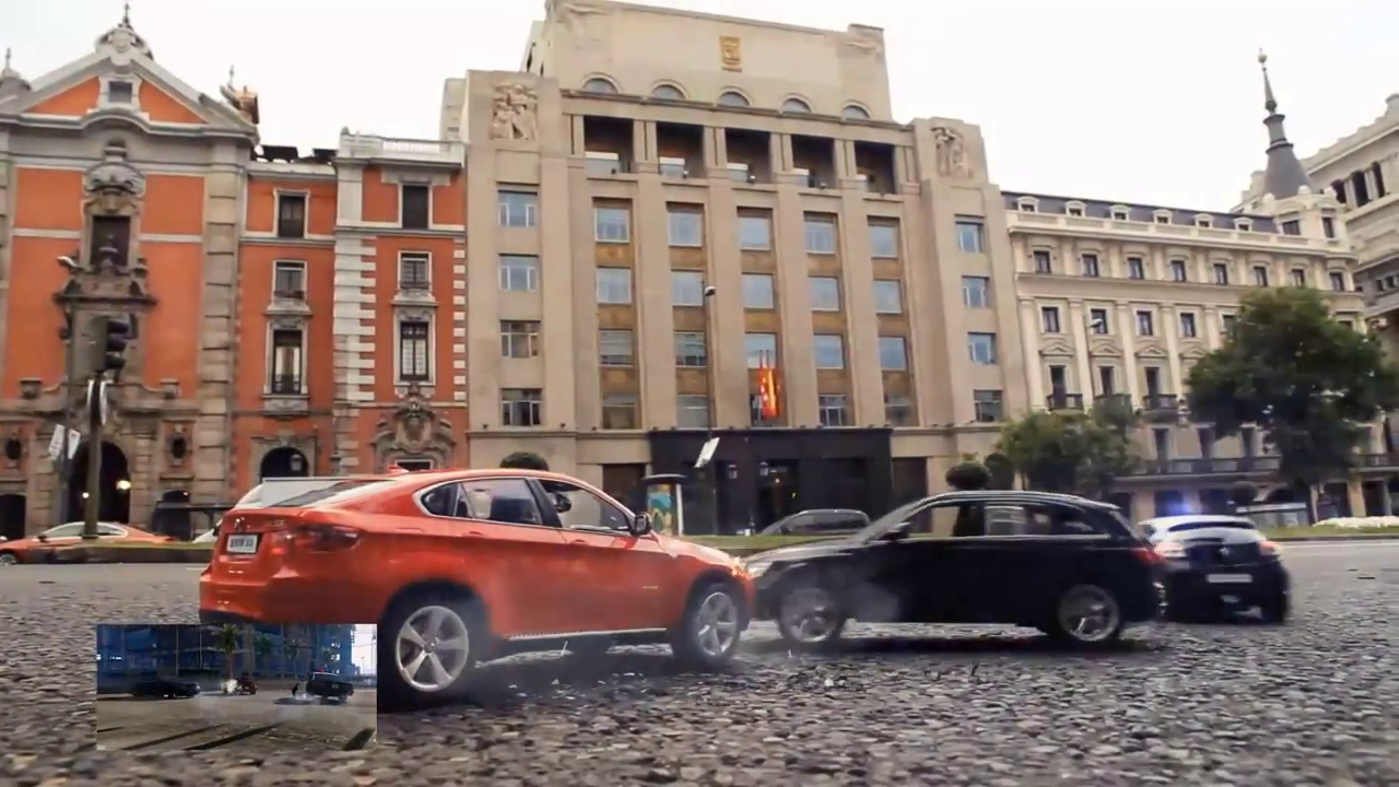 GTA V Madrid Replicate 2