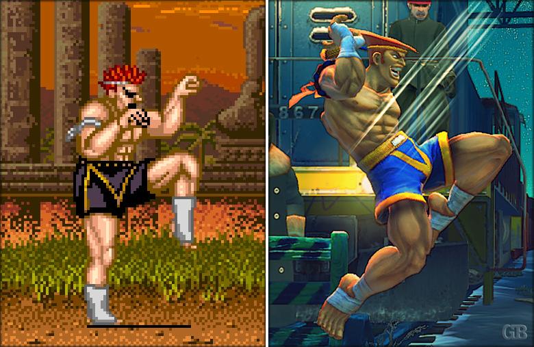 Retro Super Street fighter (1)
