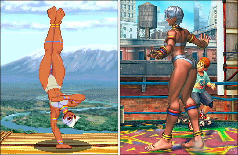 Retro Super Street fighter (14)