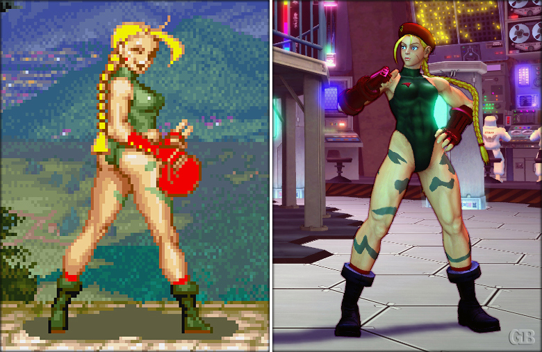 Retro Super Street fighter (6)