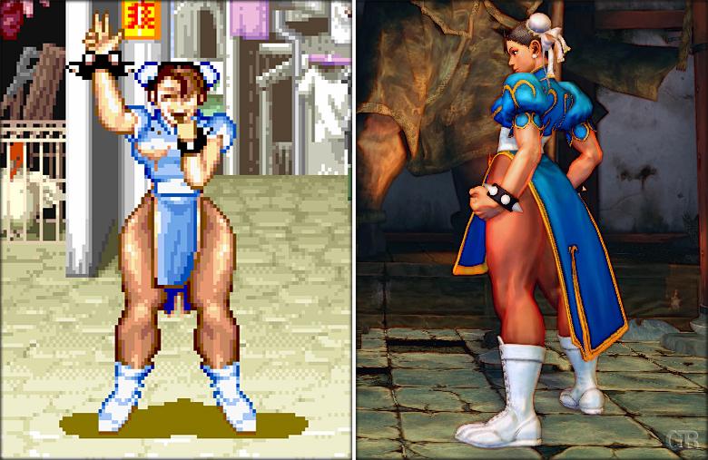 Retro Super Street fighter (7)