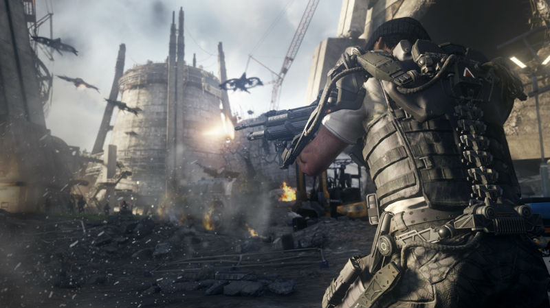 Call of Duty Advanced Warfare Multiplayer 2