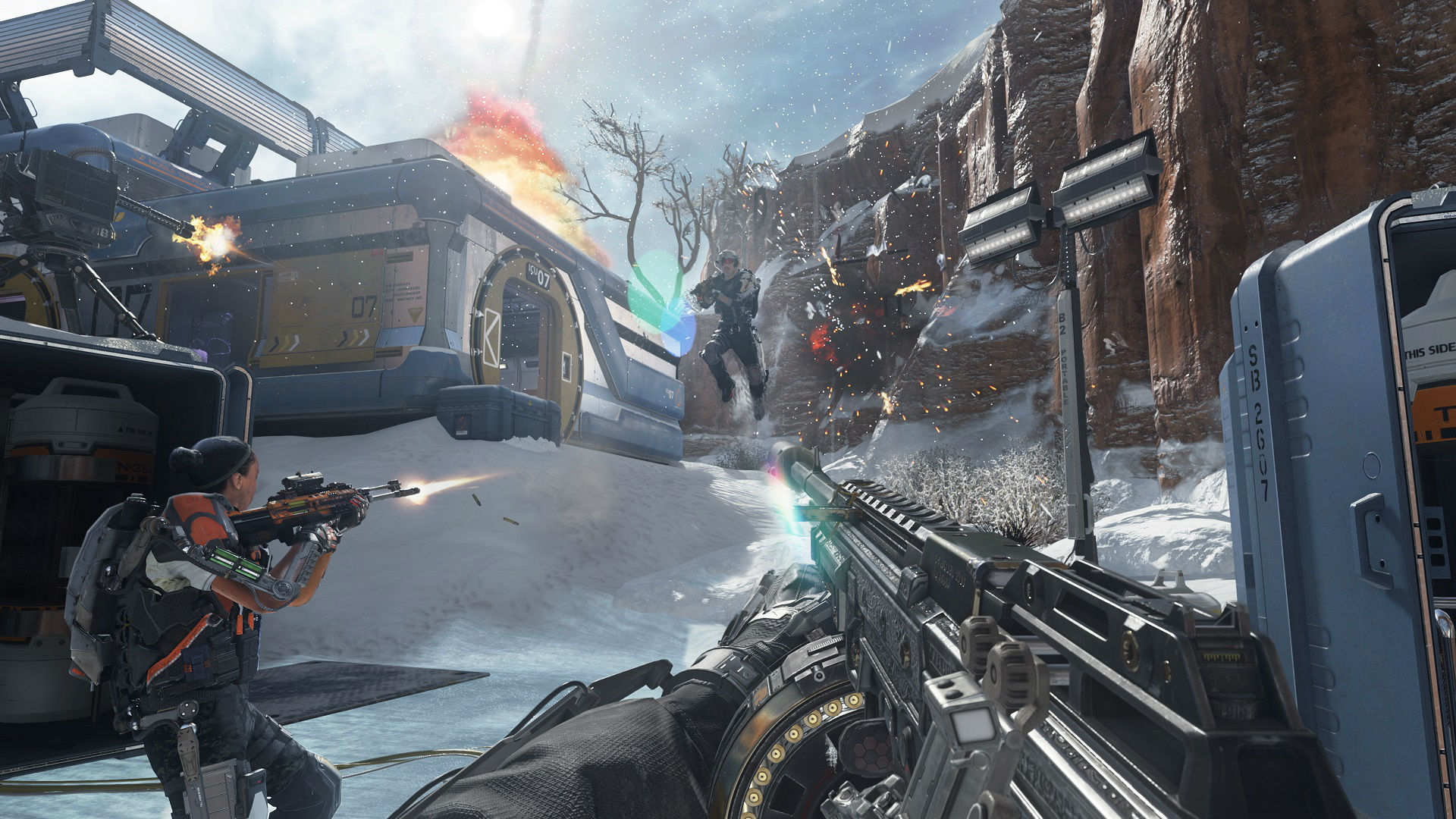 Call of Duty Advanced Warfare Multiplayer 3