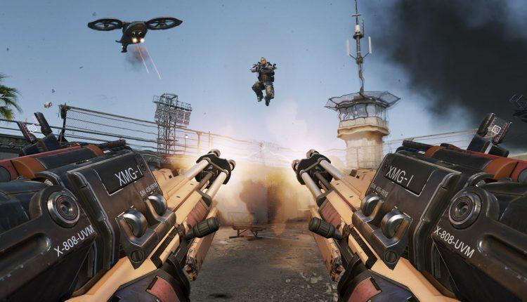 Call of Duty Advanced Warfare Multiplayer 4