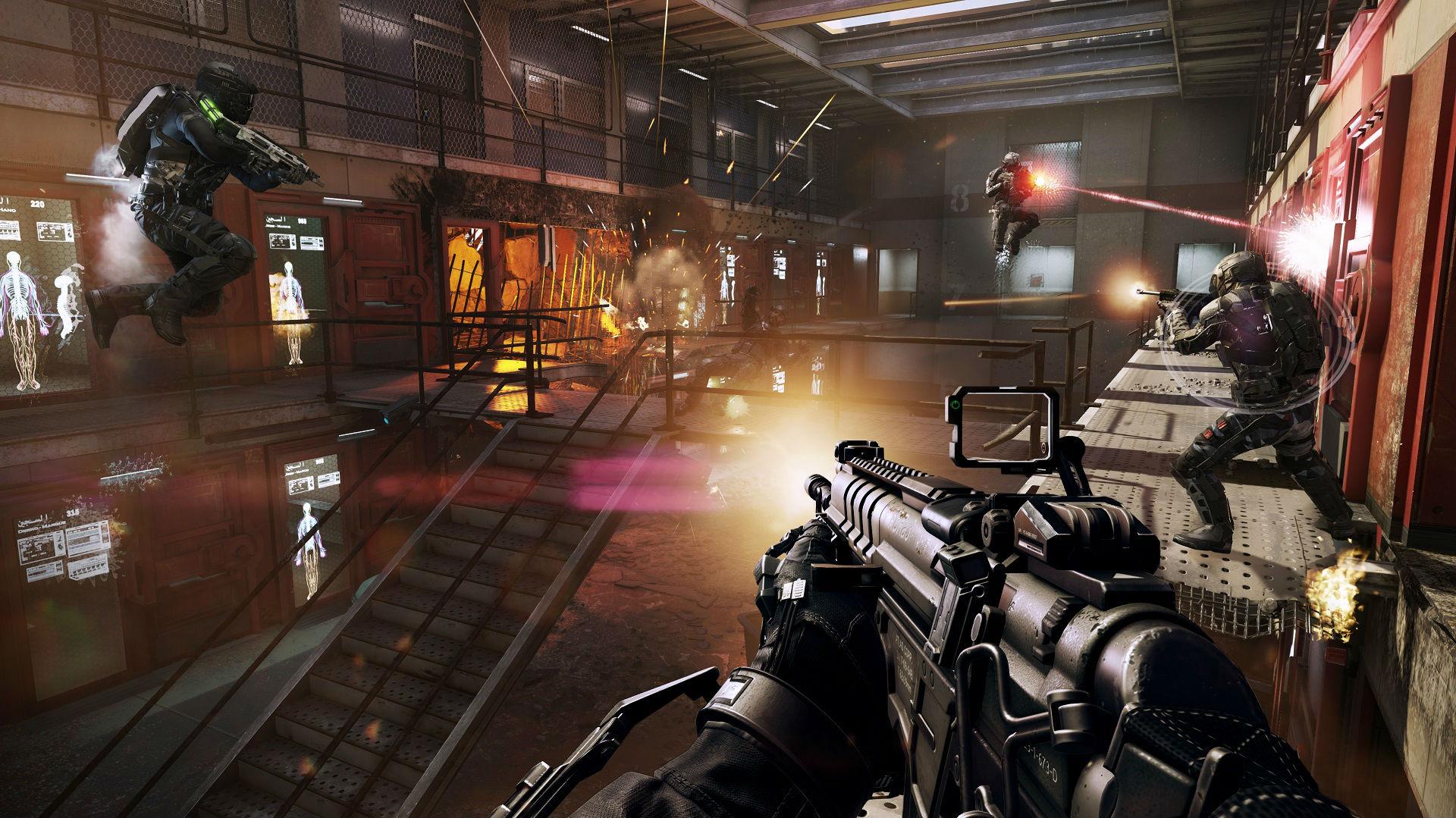 Call of Duty Advanced Warfare Multiplayer 5