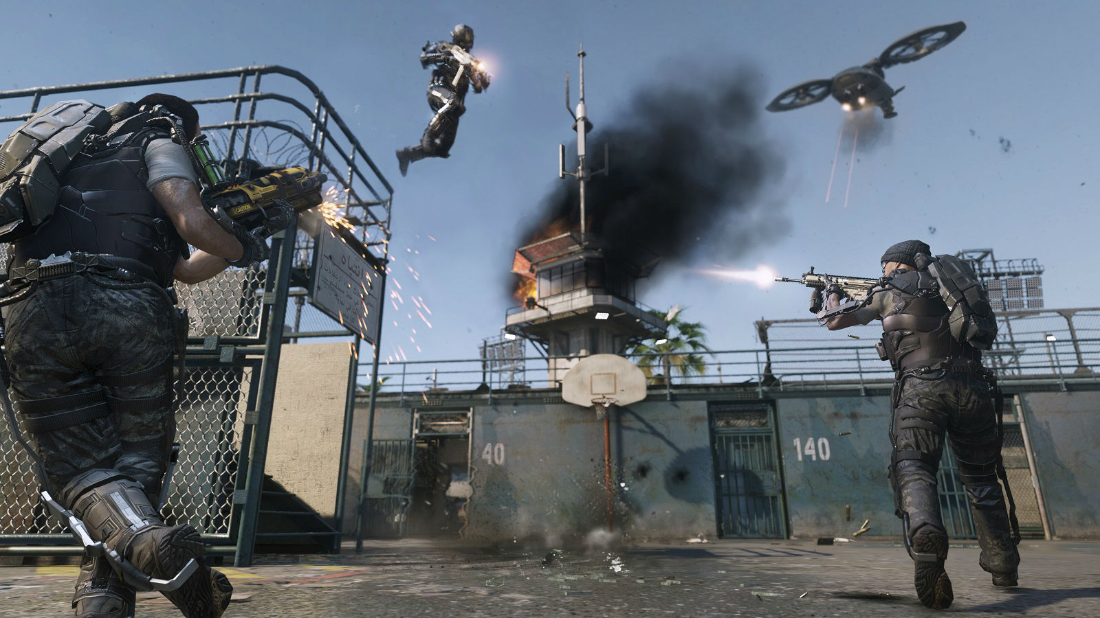 Call of Duty Advanced Warfare Multiplayer 6