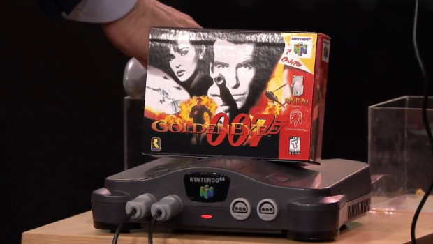 James Bond Nintendo 64 (4)