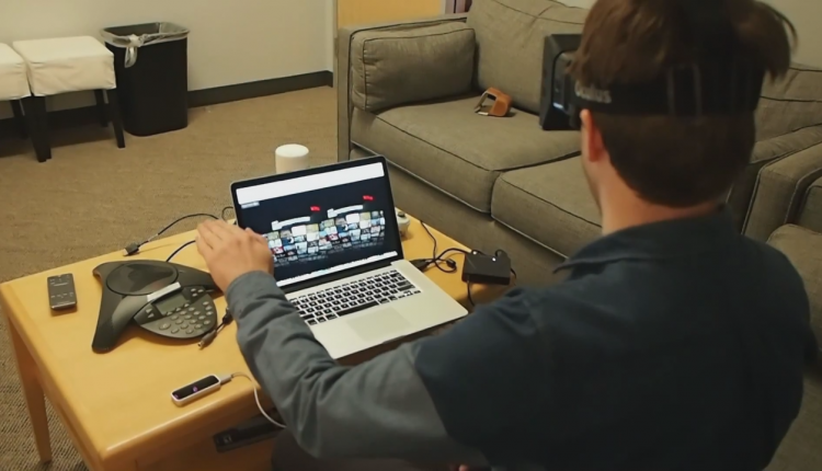 Oculus Rift Netflix Oculix
