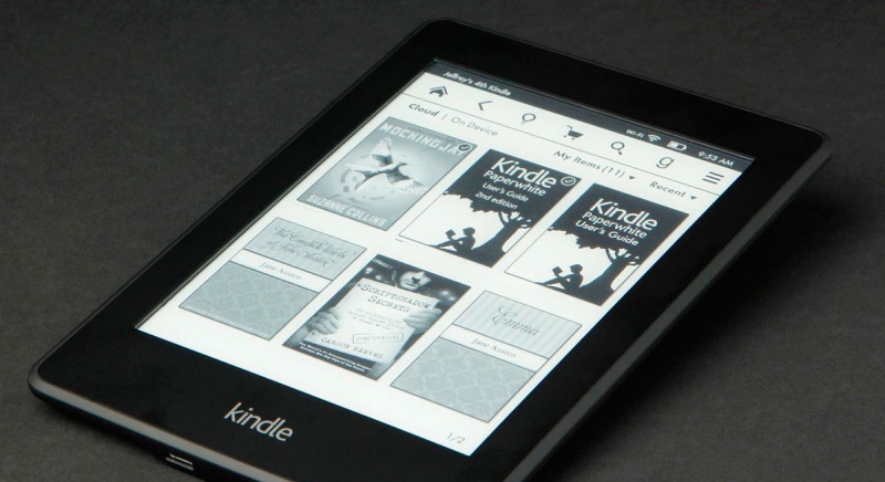 Amazon-Kindle-2