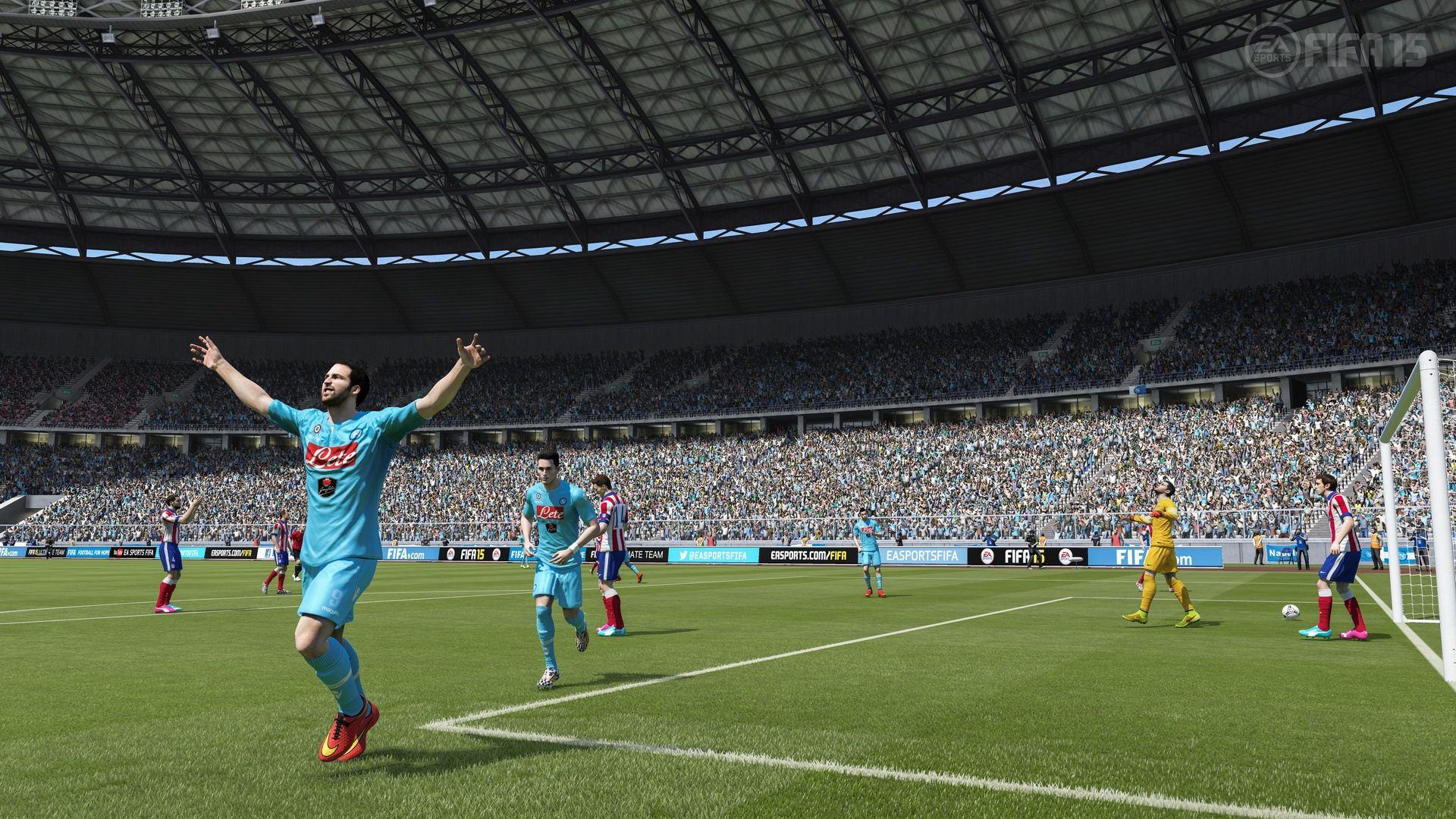 FIFA 15 PS4 1080