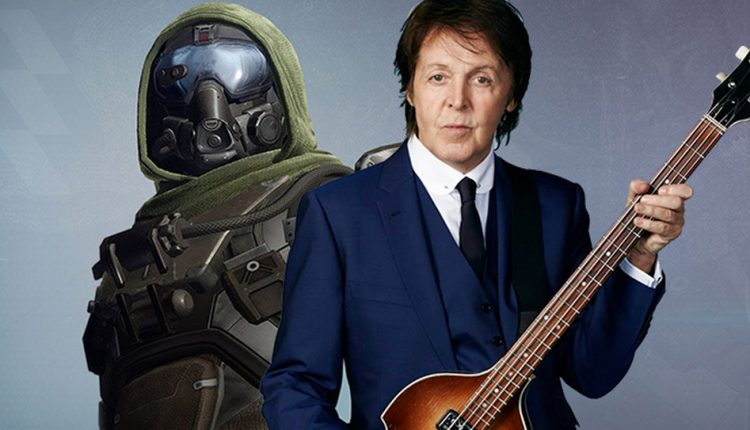 Paul McCartney Destiny (2)