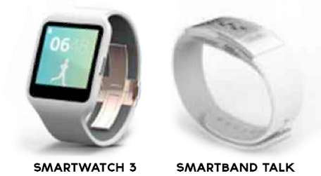 Sony IFA 2014 Android Wear 3