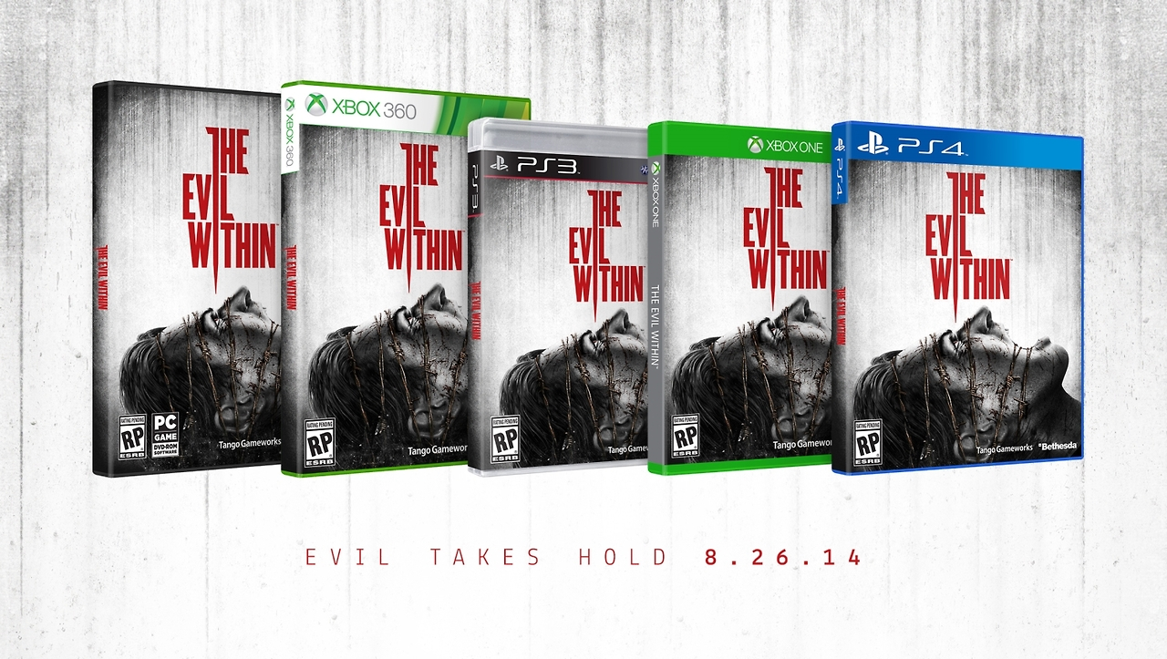 The Evil Within PC PS4 (6)