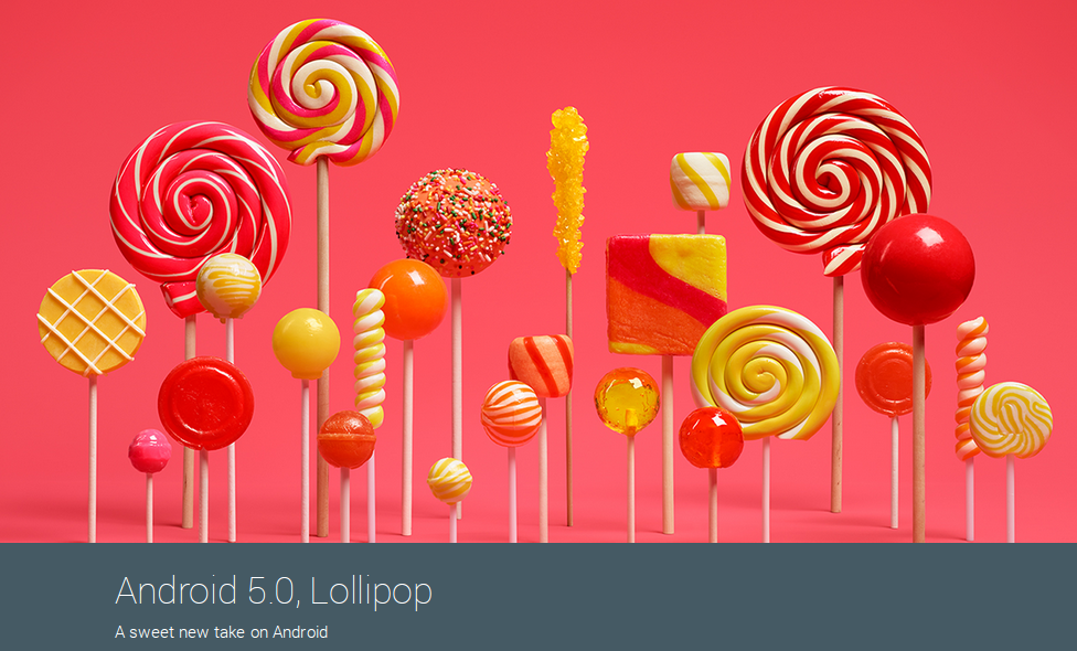 Android 5 Lollipop (1)