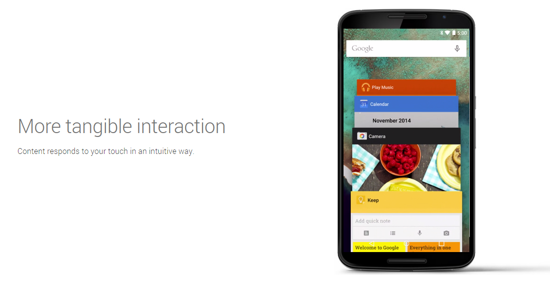 Android 5 Lollipop (2)