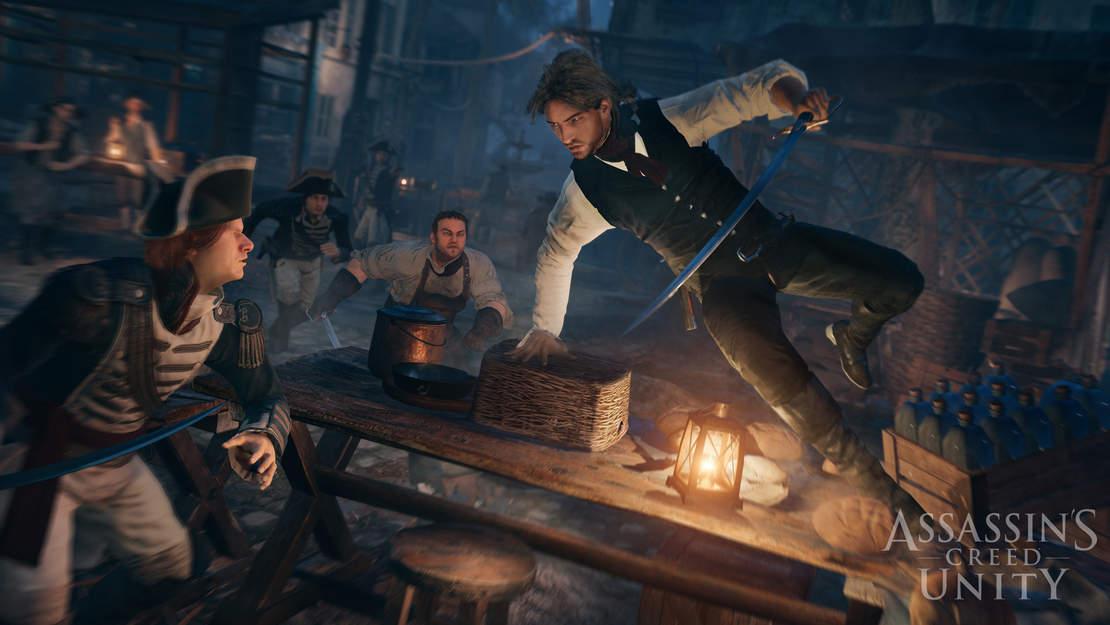 Assassin's Creed  Unity Napoleon (6)