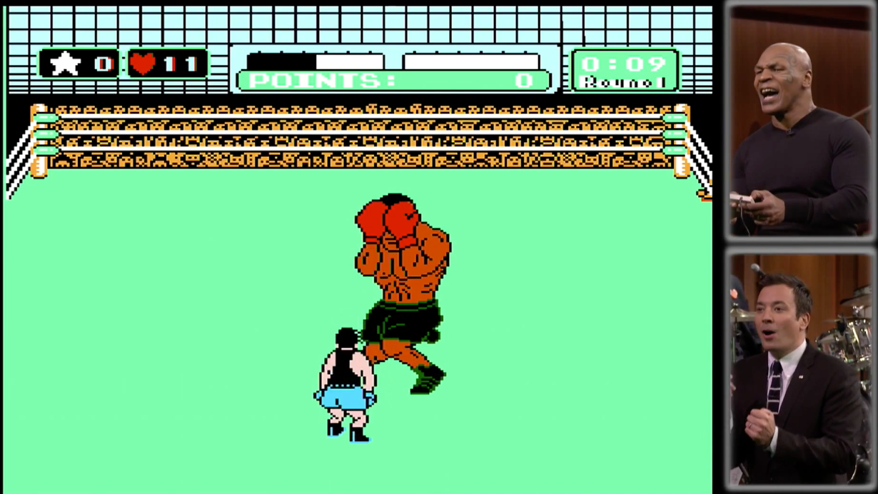 Mike Tyson Punch Out 5