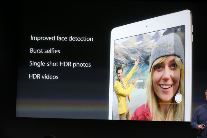 iPad Air 2 Front Camera 2