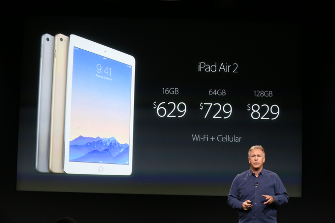 iPad Air 2 Prices WiFi LTE