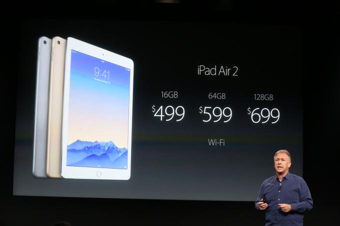 iPad Air 2 Prices WiFi