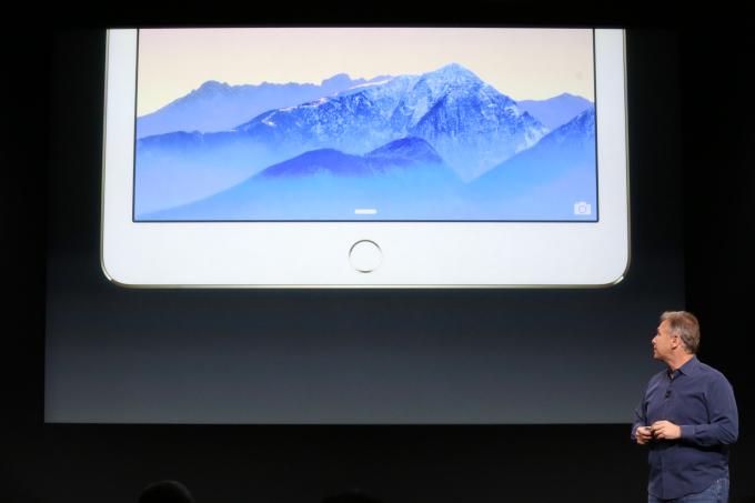 iPad Air 2 Touch ID
