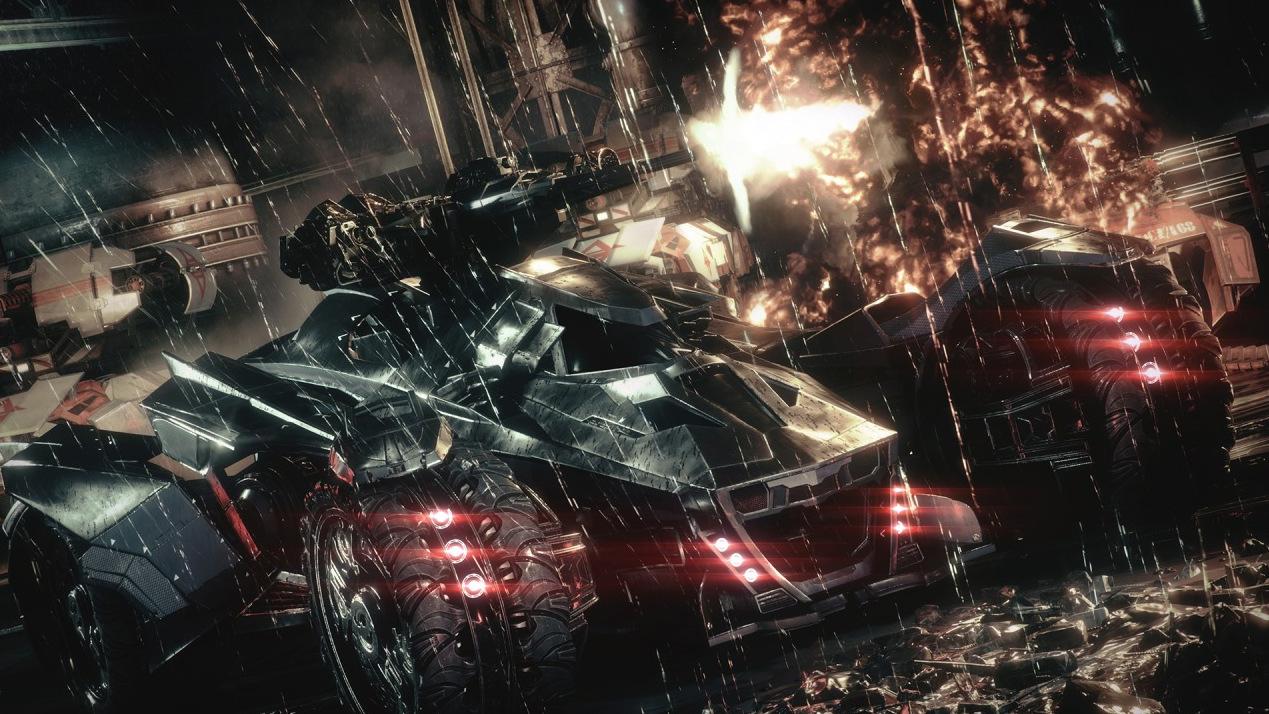 Batman Arkham (4)