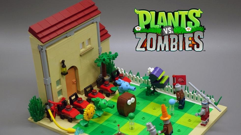 ELGO Plants VS Zombies (3)