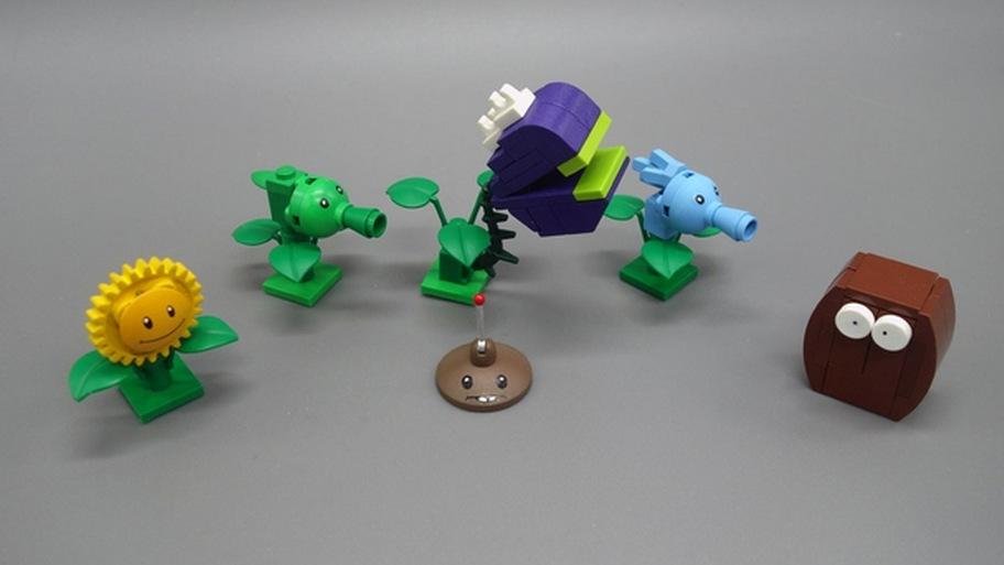 Lego de plants vs zombies y clash of clans podr an ser una for Como hacer la casa de plantas vs zombies en minecraft