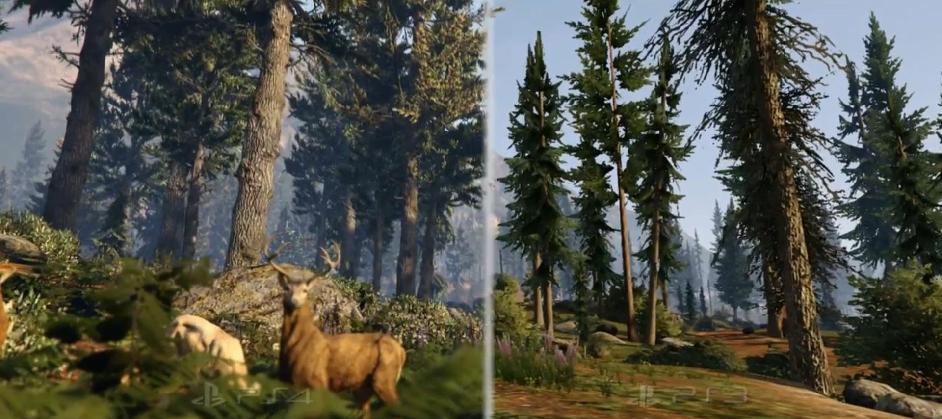 GTA 5 diferencia PS3 PS4 (1)