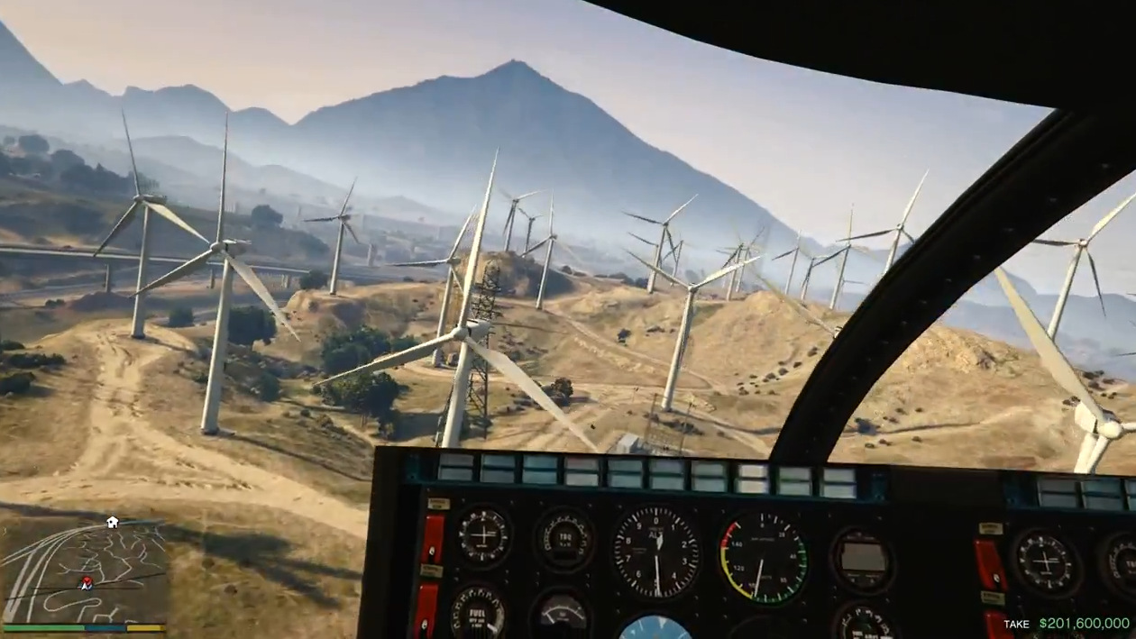 Grand Theft Auto V FPS First Person Shooter PC PS4 Xone (1)