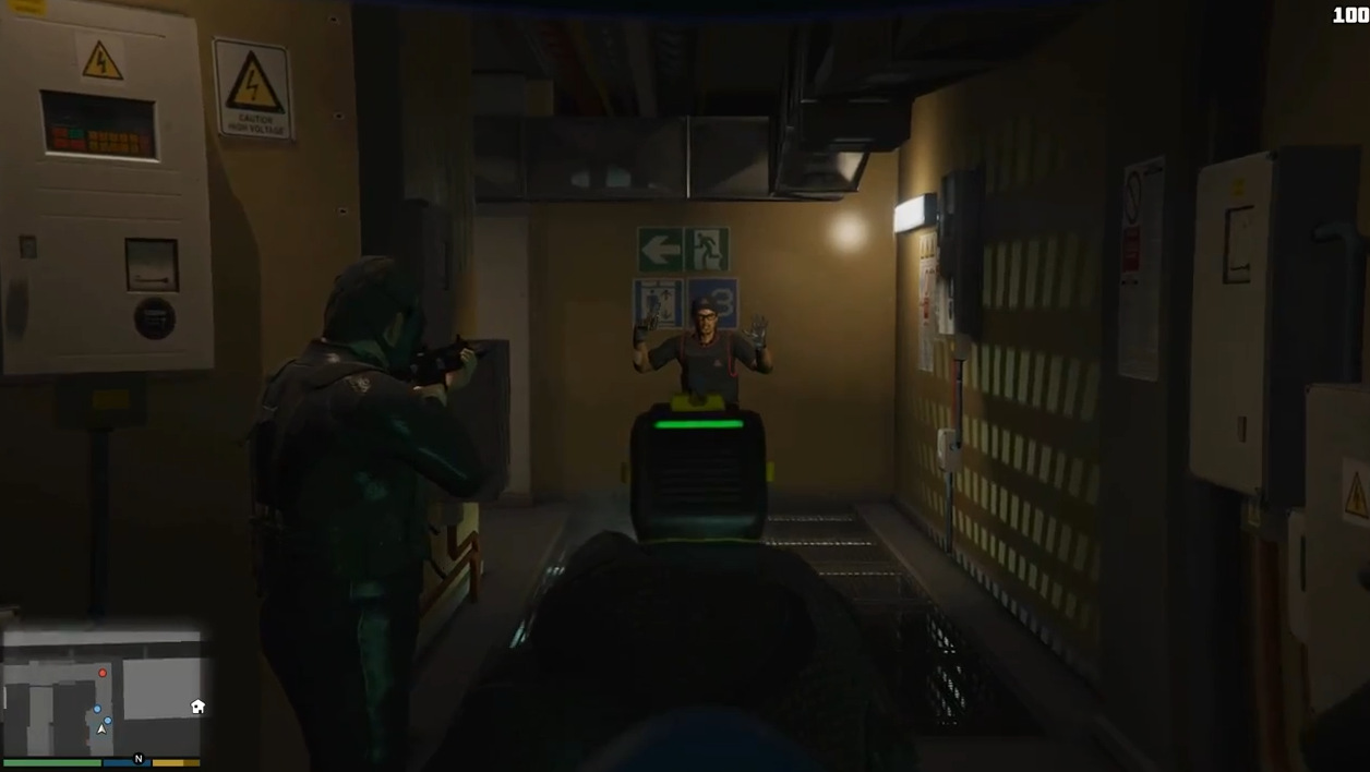Grand Theft Auto V FPS First Person Shooter PC PS4 Xone (5)